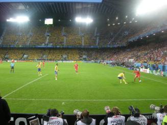 EB Stadion gyepszőnyege, Innsbruck
