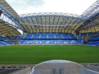 EB Stadion gyepszőnyege, Poznan